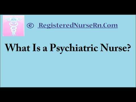 Psychiatric Nursing | Psych Nurse Salary and Job Overview - YouTube