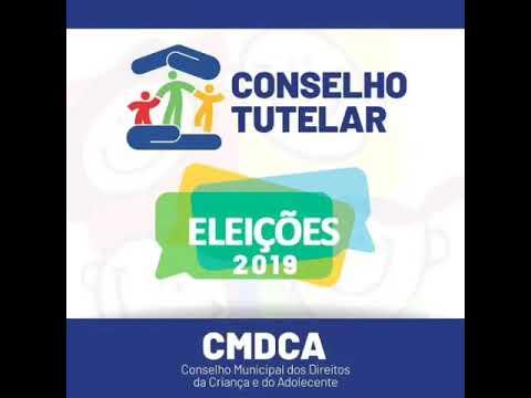 ELEIÇÃO PARA CONSELHEIRO TUTELAR