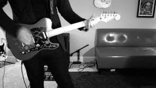 Stigmata Martyr –Bauhaus (Guitar Cover)