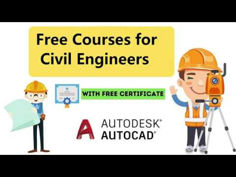 FREE CERTIFICATION COURSES|CIVIL ENGINEERS| - YouTube