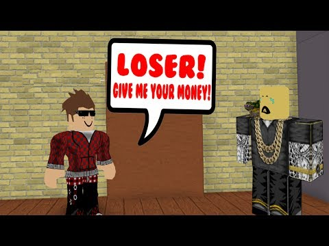 THE SADDEST ROBLOX BULLY STORY EVER..