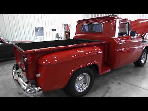 Video of '61 Apache - PX63