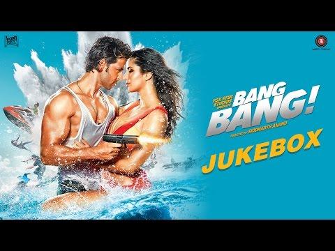 Bang Bang Jukebox   Hrithik Roshan & Katrina Kaif   Vishal & Shekhar