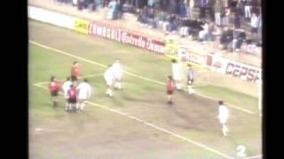 Mallorca 0 - Albacete 1. Temp. 91/92. Jor. 14