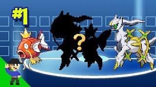 Pokemon Fusions Challenge #1
