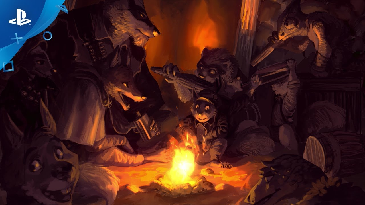 Controller-Focused RTS Tooth and Tail Hits PS4 September 12, Watch the New Trailer