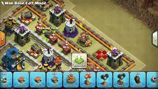 th12 war base layout - मुफ्त ऑनलाइन वीडियो