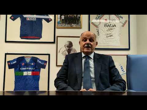 Giro d'Onore 2020: il saluto finale del presidente Di Rocco