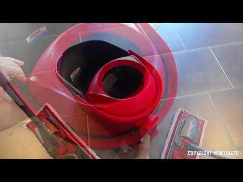 Vileda Ultramat Turbo Komplettset Bodenwischer