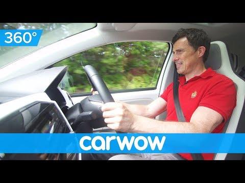 Volkswagen Up! 2018 360 degree test drive | Passenger Rides