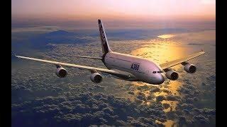 Реальный полёт МКС. Почему не видно самолётов.