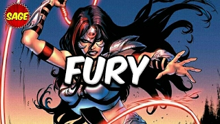 Who Is DC Comics Fury? Daughter Of Wonder Woman.