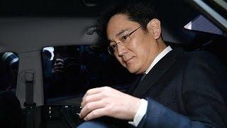 SAMSUNG EL.0,5GDRS144A/95 - Schock in Südkorea: Samsung-Kronprinz wegen Korruptionsverdacht in Haft - corporate