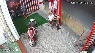 Thanh Channel | Trộm xe máy chuyên nghiệp | Tội chú bảo vệ