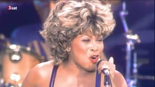 Tina Turner live in Wembley