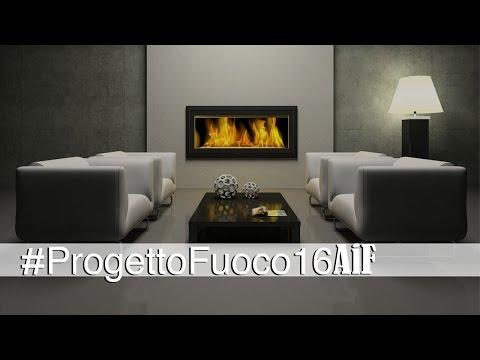 Progetto Fuoco 2016 - Riscaldamento domestico con impianti a legna