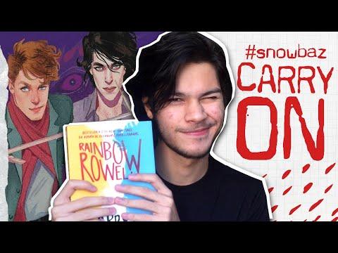 CARRY ON ? Rainbow Rowell   Última Página