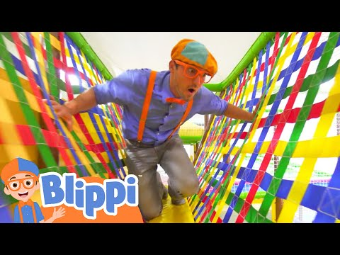 Blippi Visits The Zoo   Learning Zoo Animals For Kids   Educational Videos For Toddlers