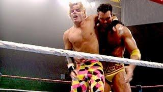 Razor Ramon vs. Jeff Hardy: WWE Superstars, Jan. 13, 1996