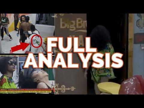 TACHA AND MERCY'S FIGHT - FULL GIST - BBNAIJA 2019 || PEPPER DEM