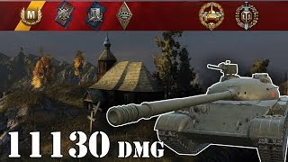 World Of Tanks  Object 140 .. 11130 Dmg