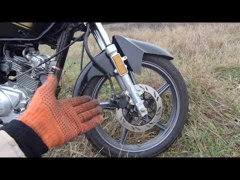 Сравниваю АЛЬФУ c НОРМАЛЬНЫМ мотоциклом!