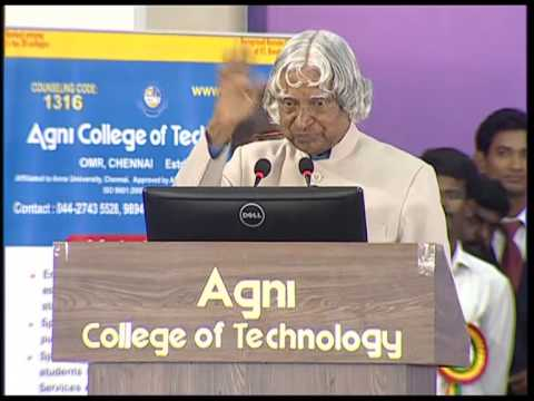 Agni College of Technology video cover2