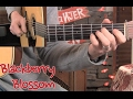 Blackberry Blossom– Speed & Rhythm Guitar Exercise!