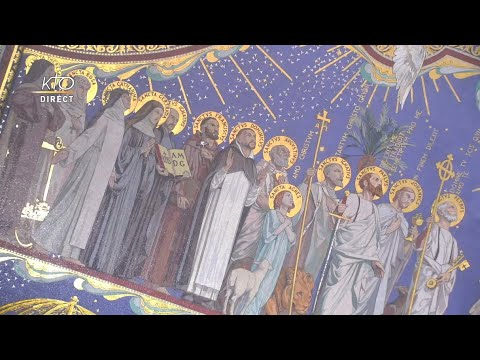 Prière du Milieu du jour du 15 octobre 2021 des Bénédictines du Sacré-Coeur de Montmartre
