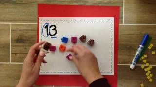 Decomposing Numbers For Kindergarteners