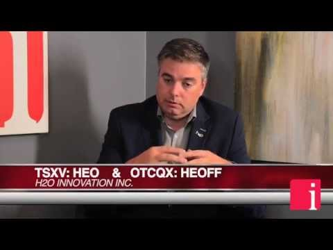 H2O Innovation CEO Dugré on increasing revenue through Clea ... Thumbnail