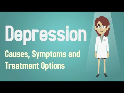 , title : 'Depression - Causes, Symptoms and Treatment Options'