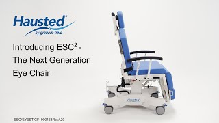 Hausted ESC2 - The Next Generation Eye Chair Youtube Video Link