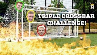 TRIPLE CROSSBAR CHALLENGE   The Ultimate Technique Test | Rule'm Sports