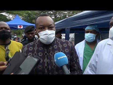 RDC : L'ex ministre de la santé Eteni Longondo arrêté pour détournement de fonds RDC : L'ex ministre de la santé Eteni Longondo arrêté pour détournement de fonds