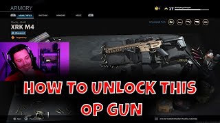 How To Unlock The XRK M4