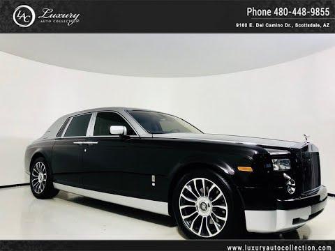 Pre-Owned 2004 Rolls-Royce Phantom Sedan