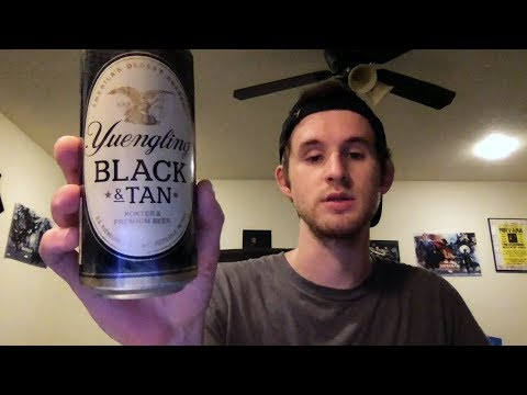 Pine Belt Beer Review - Yeungling Black and Tan (16 oz Canned)