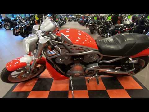 2006 Harley-Davidson VRod Night Rod Special VRSCR
