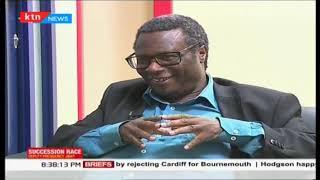 Succession Race: Deputy Presidency jinx?