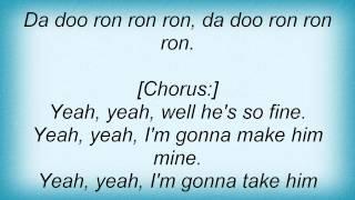 Donnas - Da Doo Ron Ron Lyrics