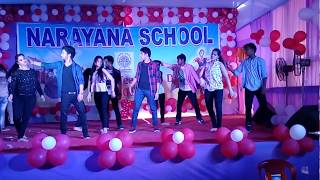 Teachers day dance/narayana schools/siliguri