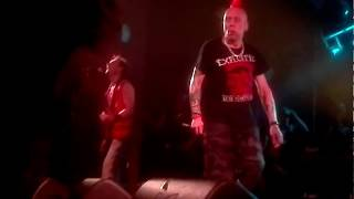 THE EXPLOITED - I HATE COP CARS live @ Punk & Disorderly Festival, Astra, Berlin, 20-04-2018