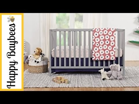 UNION 3-IN-1 CONVERTIBLE BABY CRIB REVIEW