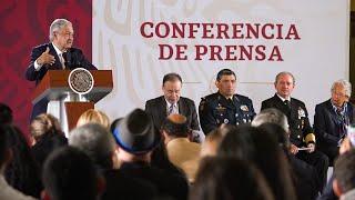 Conferencia de prensa en vivo. Martes 15 de octubre 2019 | Presidente AMLO