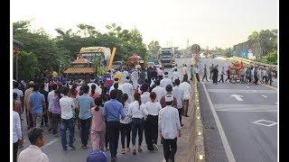 TN ở Quảng Nam: Trăm ôtô dừng lại nhường đường xe tag 4 NN đầu tiên