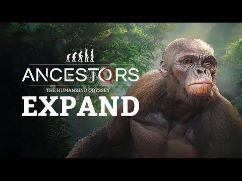Ancestors: The Humankind Odyssey (PC) - Steam Key - GLOBAL - 1