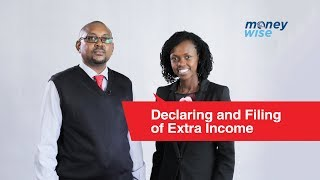 Declaring and Filing Extra Income - Money Wise With Rina Hicks #MoneyWiseKE (@Rina_Hicks)