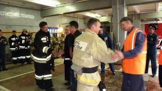 Геройский поступок челнинских пожарных не остался без внимания самих спасённых