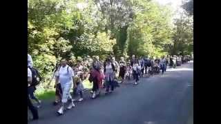 preview picture of video 'W drodze do Leśnej Podlaskiej.'